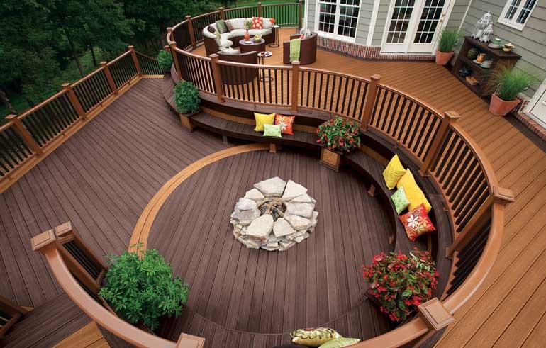 Custom Deck Design in Miami
