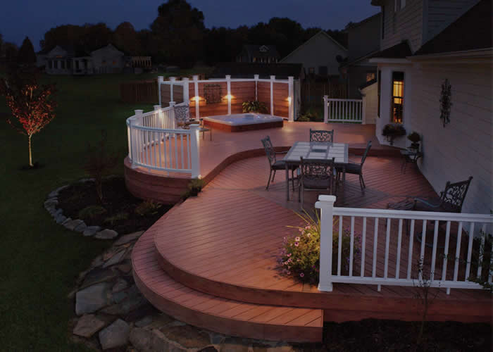 Patio Deck Example From Miami Deck Builders