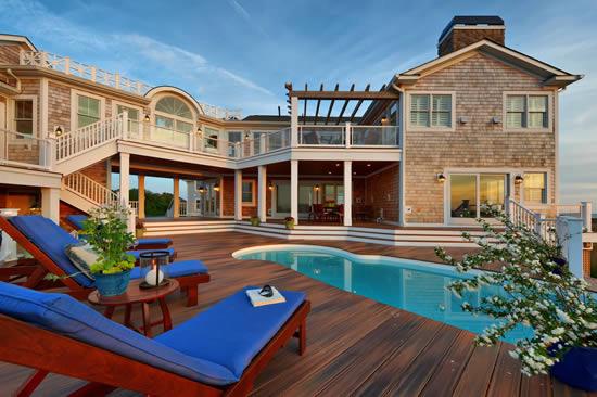 Custom Deck Design in Opa Locka FL