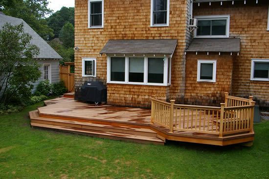 Custom Deck Design in Pembroke Pines FL