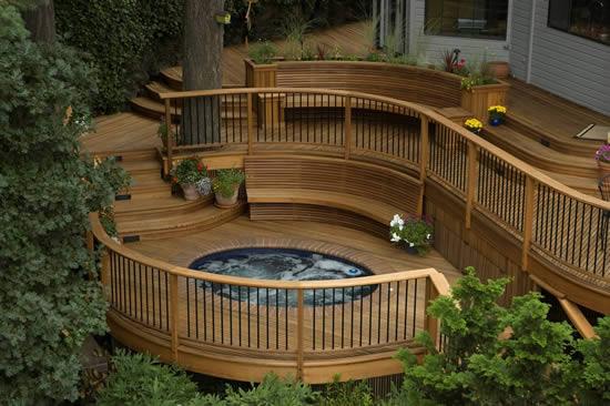 Custom Deck Design in Hialeah FL