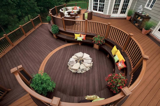 Custom Deck Design in Lake Worth FL