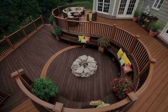 Custom Deck Design in Homestead FL