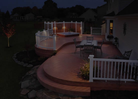 Custom Deck Design in Delray Beach FL
