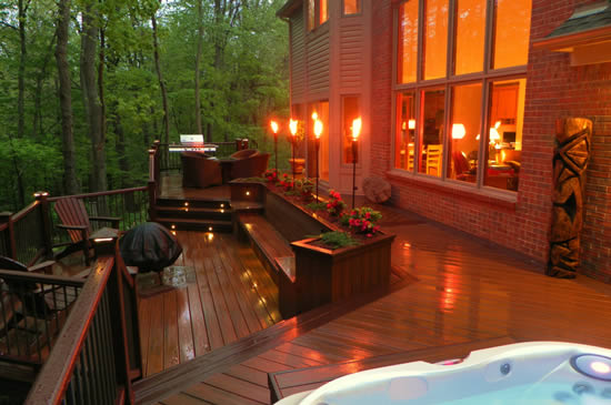 Deck Remodeling Company in Pinecrest FL